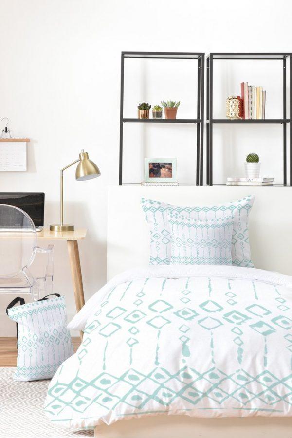 Boho Loco Blue Bed In A Bag Bedding Set Wonder Forest Store