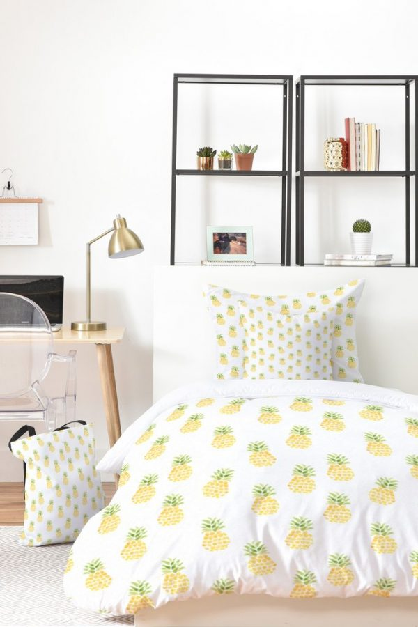 Pineapple Express Bed-in-a-Bag Bedding Set