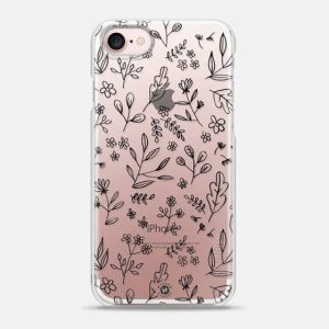 Spring Sketches iPhone Case