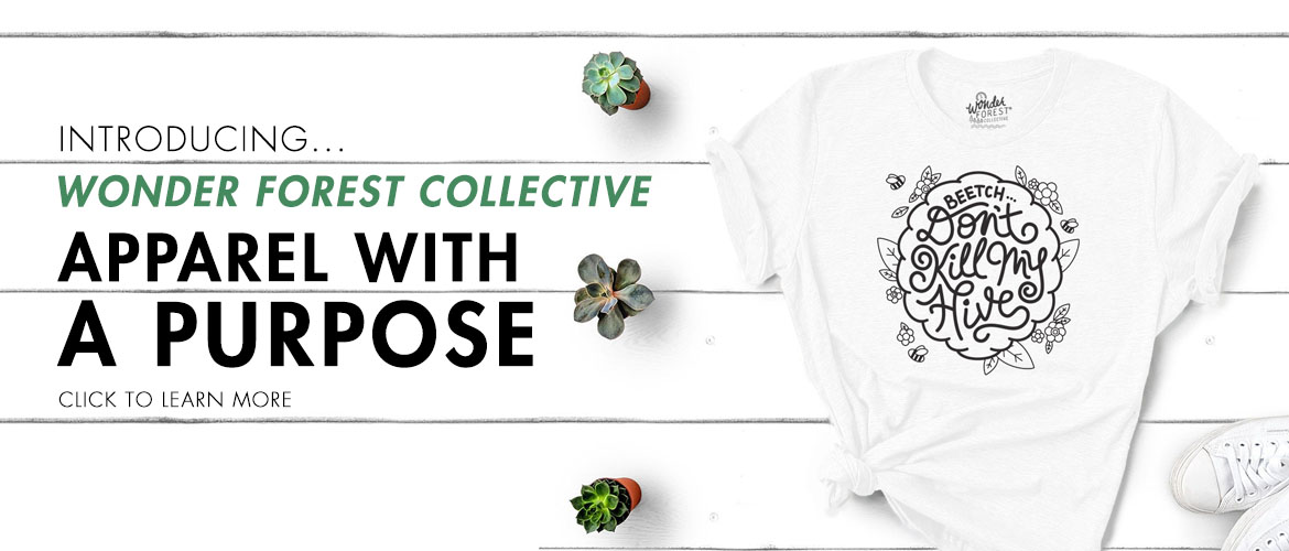 Wonder Forest Collective - Apparel With A Purpose