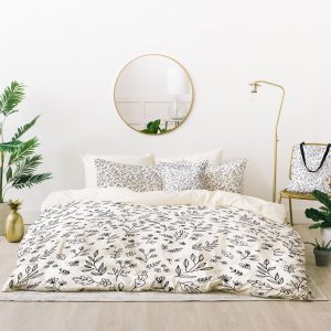 Floral Sketches Bed In A Bag by Wonder Forest