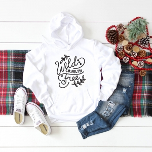 Wild and Cruelty Free Hoodie