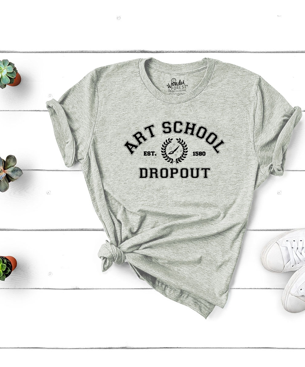 Art School Dropout Tee