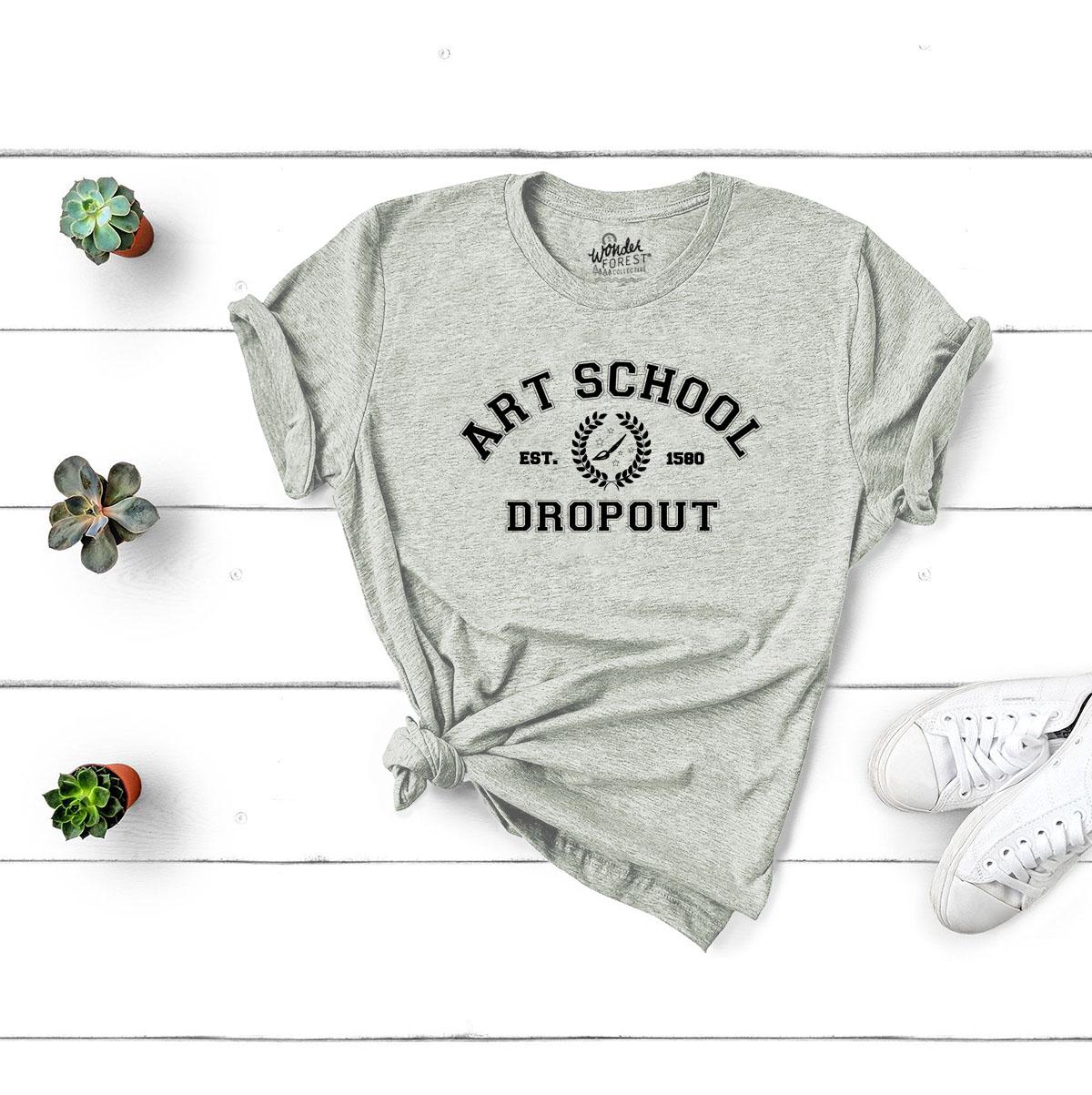Art School Dropout Tee